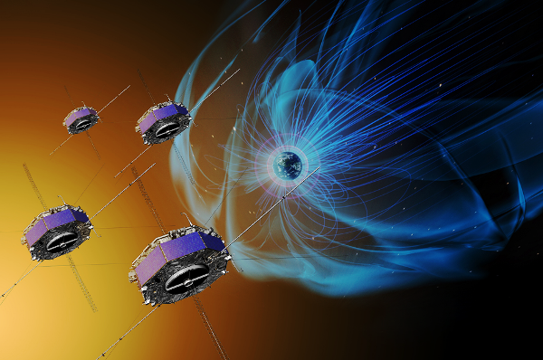 Magnetospheric Multiscale spacecraft