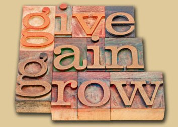 give-gain-grow