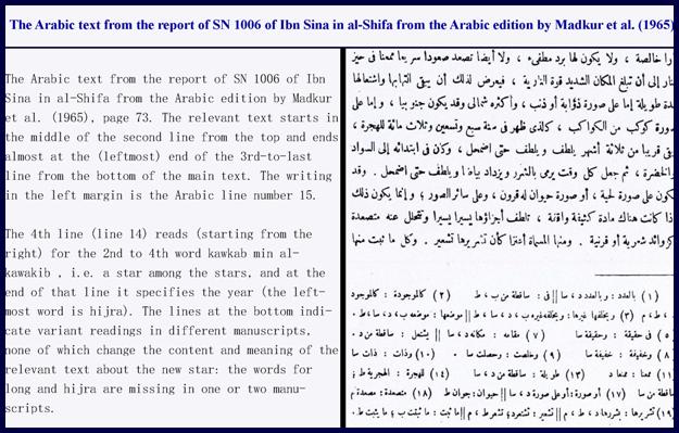 ibn-Sina in al-Shifa