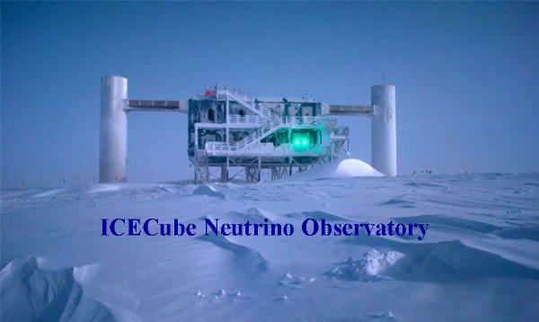 IceCube Neutrino Observatory