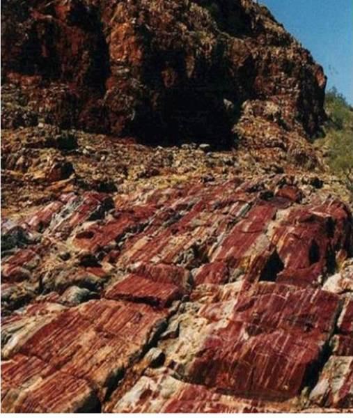 glass rock austraila