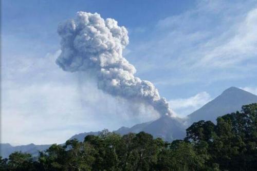 Guatemalan-volcano