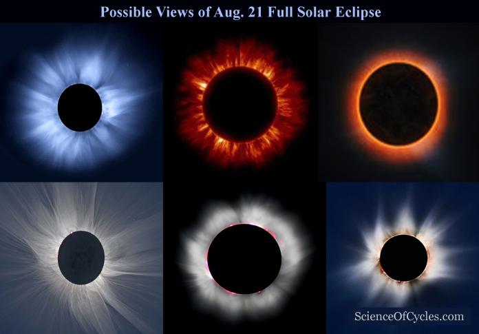 Solar Corona Eclipse National Solar Observatory