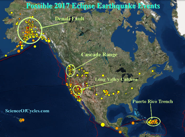 BREAKING NEWS: Currently Monitoring High Volume Earthquake Zones