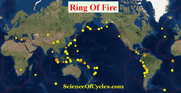 BREAKING NEWS: Ring Of Fire Starts to Light Up with ...