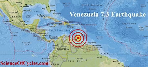 BREAKING NEWS: Magnitude 7 3 Earthquake Shakes Northern