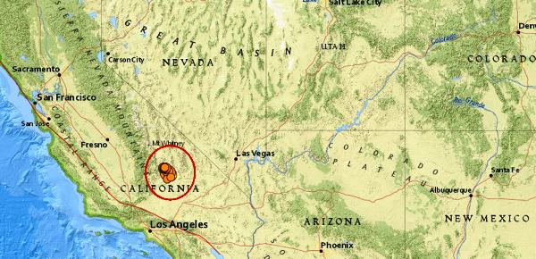 BREAKING NEWS: Magnitude 7 1 Earthquake Hits Southern California